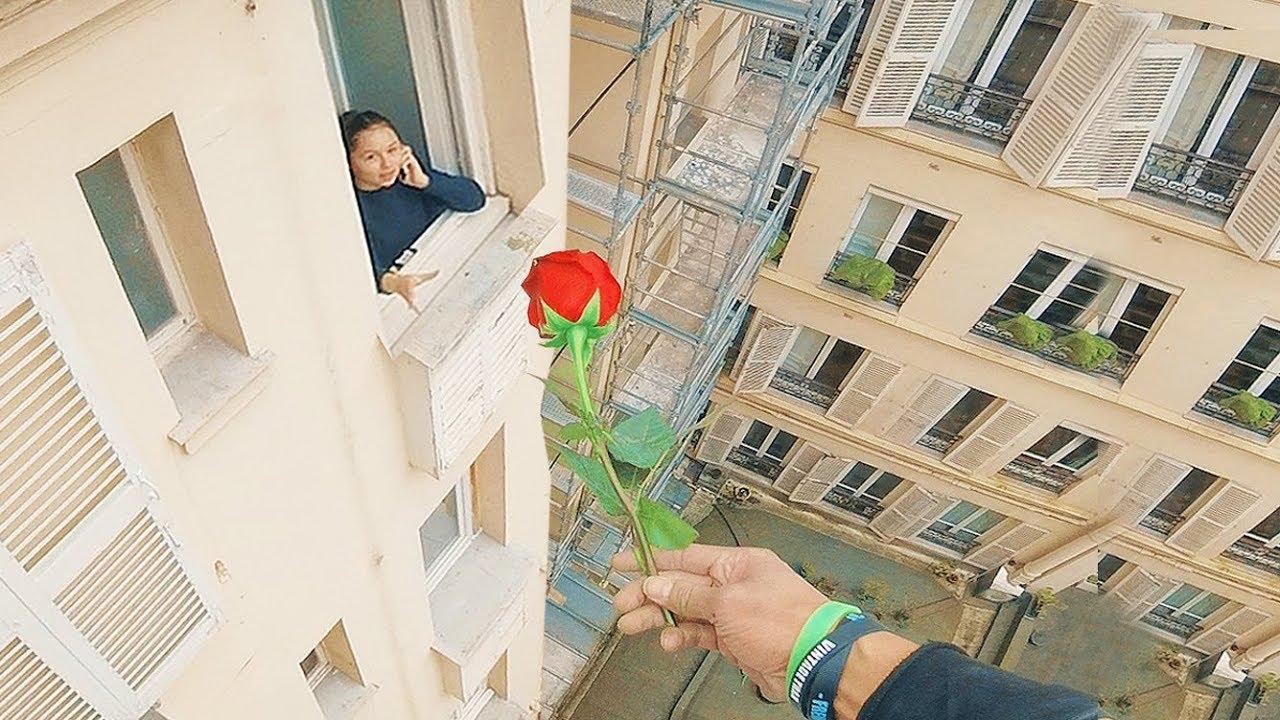 J'OFFRE DES ROSES SUR LES TOITS !! (Spécial St Valentin) #1