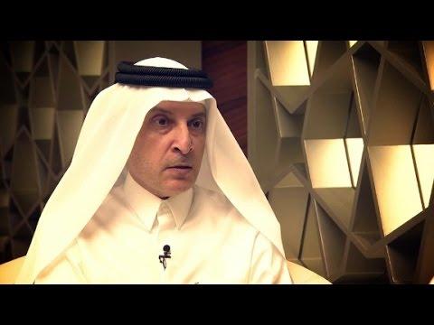 Qatar Airways CEO: Donald Trump is 'smoke and mirror...