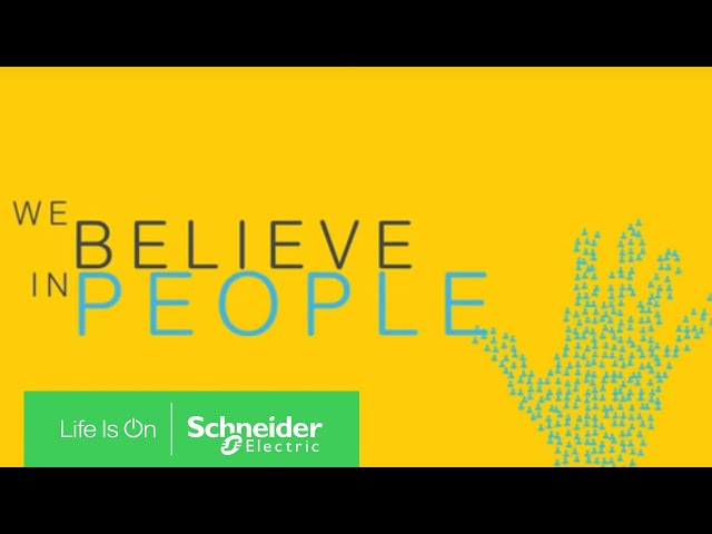 Schneider Electric Leadership & Culture Vision