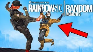 Rainbow Six Siege - Random Moments: #22 (Funny Moments Compilation)