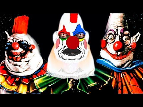 Clowning Around in Second Life