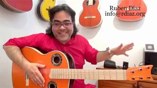 Cante comping 3 ABC of / 3 divisions of the Palos /  Learn Paco de Lucia´s version / Ruben Diaz