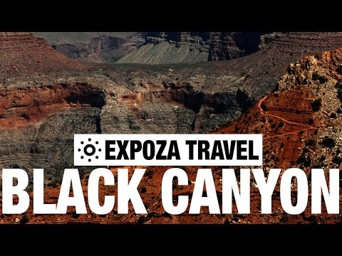 Black Canyon Of The Gunnison Vacation Travel Video Guide