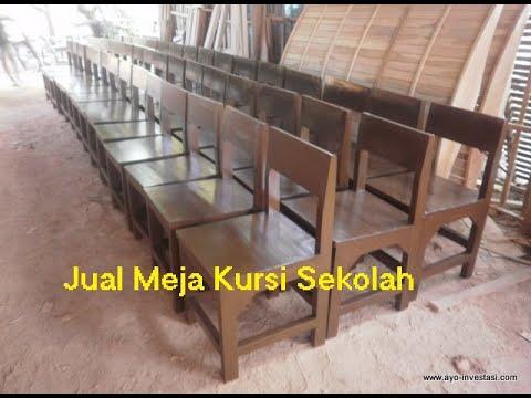 Jual Meja Kursi Sekolah