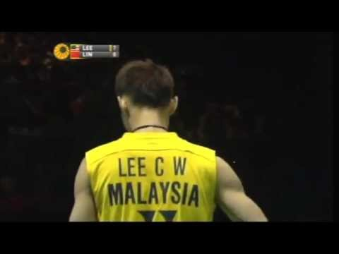 F - MS - Lee Chong Wei vs Lin Dan - 2011 All England Open