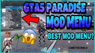 GTA 5 ONLINE - PARADISE SPRX Update | Mini Mod Menu for all Player [1.26/1.27/PS3] (GTA V MODS) 2018