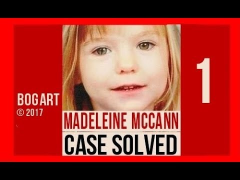 Madeleine McCann Case Solved Part 1 / of 7.