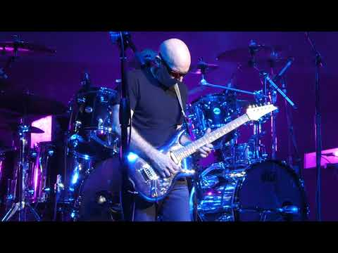 Joe Satriani - Always With Me, Always With You - G3 2018