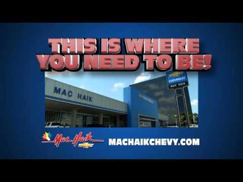mac haik chevrolet jingle mac haik chevrolet youtube. Black Bedroom Furniture Sets. Home Design Ideas