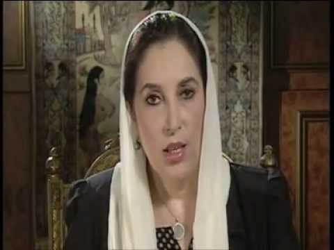 "Benazir Bhutto, David Frost, and Osama Bin Laden (Al Jazeera English - 'Frost Over The World"")"