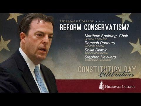 """Reform Conservatism?"""