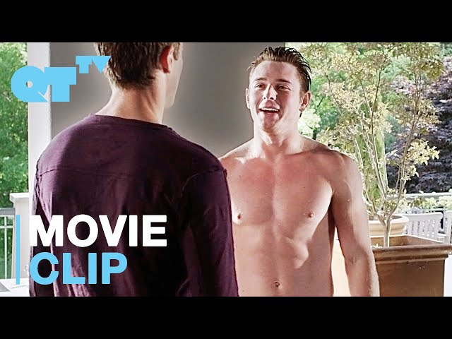 My New Step-Brother Is A Hottie But He Acts Weird Around Me | Gay Thriller | 'The Dark Place'