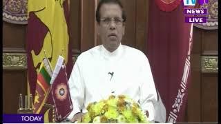 Prime Time News Sinhala TV1 - 8PM (06-03-2018) Thumbnail