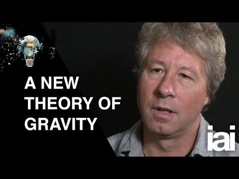 A New Theory of Gravity | Erik Verlinde on Einstein, Dark Energy and String Theory