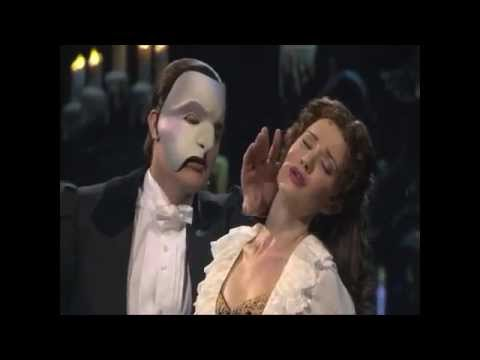 The Phantom Of The Opera 25th Anniversary Footage - The Music Of The Night