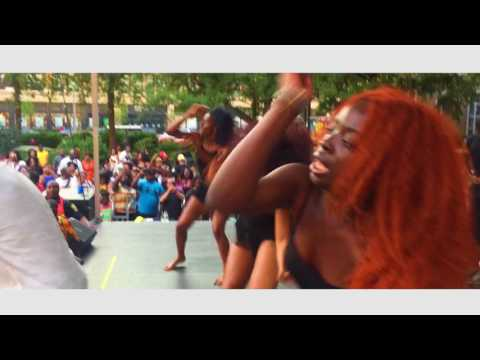Bisa kdei Performs life in Newark, New Jersey Afro Festival (Road2Konnect)