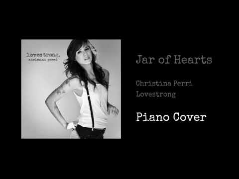 Jar of Hearts by Christina Perri (Piano Cover)