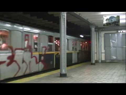 """Linea A de Buenos Aires / Subways Line A """"Le Brugeoise"""""""