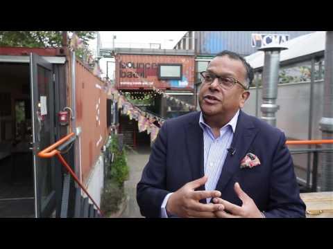 Black Cab Interviews: Iqbal Wahhab