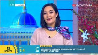13.01.2019 – Tańsholpan (Таңшолпан). Таңғы ақпаратты-сазды бағдарлама
