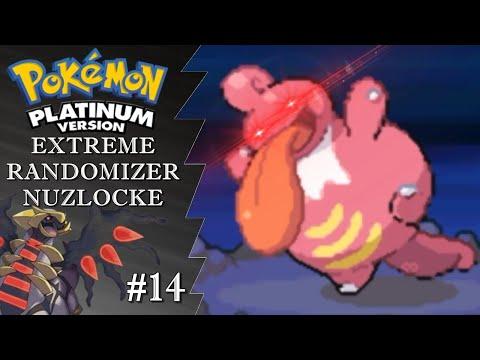 WHAT IS WITH THIS LICKILICKY???? - Pokémon Platinum Extreme Randomizer Nuzlocke #14