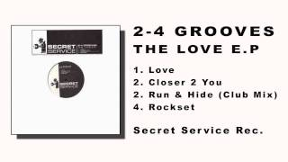 2-4 Grooves - Love (The Love e.p.)