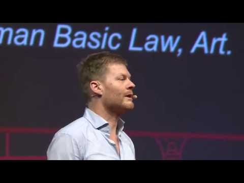 Resetting the financial system: A Bank for the Common Good  Christian Felber  TEDxBrussels