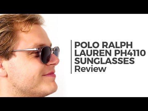 Sunglasses Lauren Youtube ReviewVisiondirect Polo Ralph Ph4110 lcKTF1J