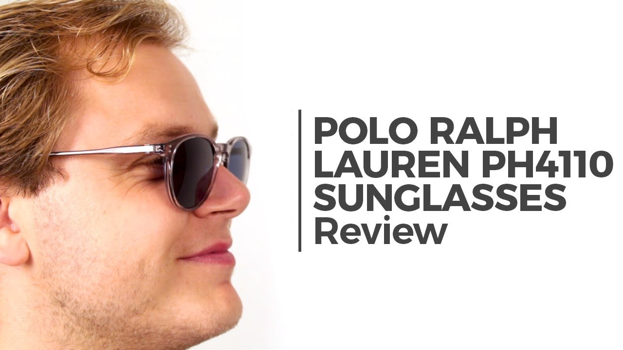 ea47768f850a2 Polo Ralph Lauren PH4110 Sunglasses Review
