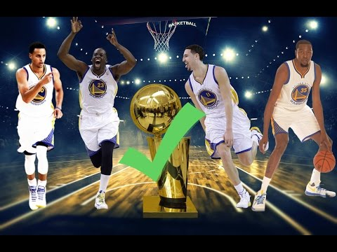 8 Reasons Why the Warriors Will Win the 2017 NBA Championship