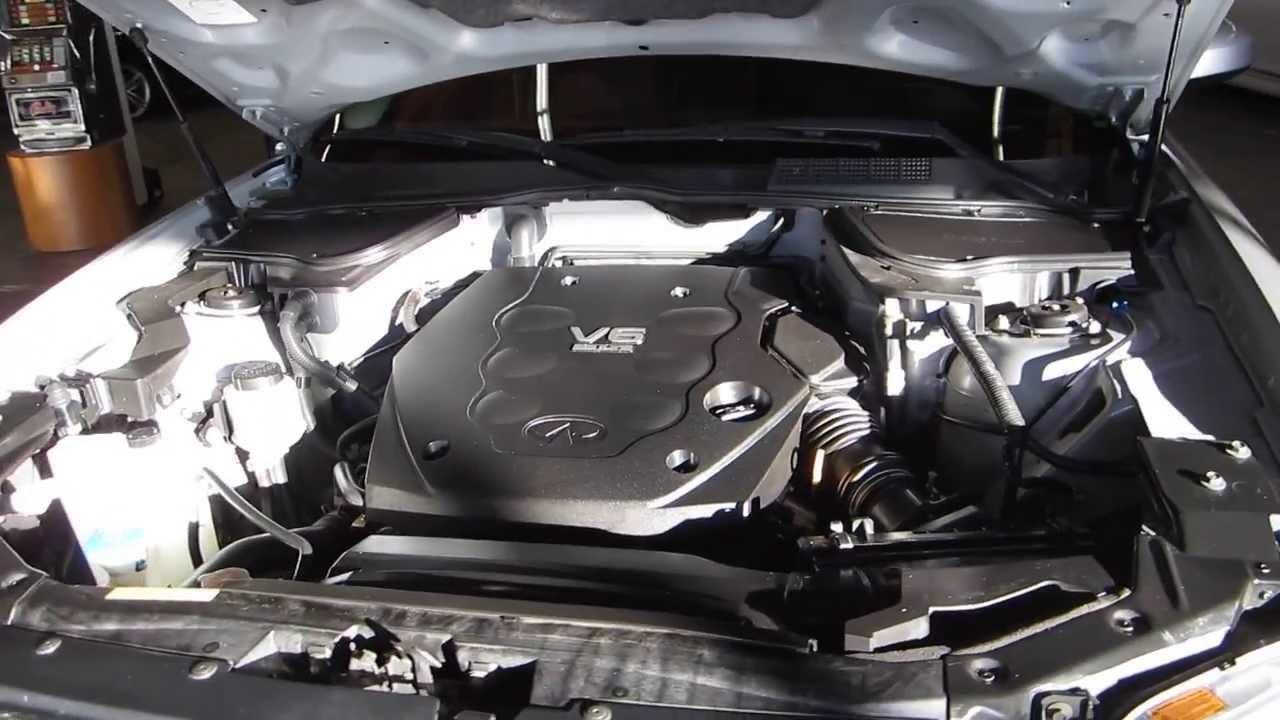 2004 infiniti fx35 engine