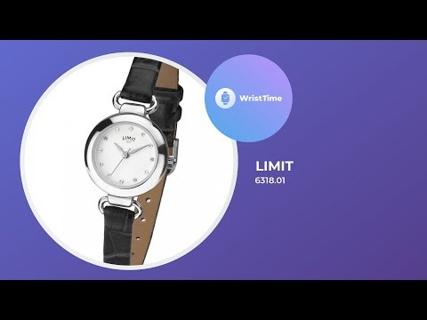 Limit 6318.01 Ladies' Watches Functions & Prices