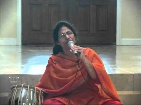 Pranava Yoga invites singer Dipali Bhatt to sing bhajans dedicated to SadGuru