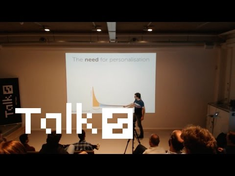 Anne Schuth / Data Science at Blendle / Sanoma TechTalks23