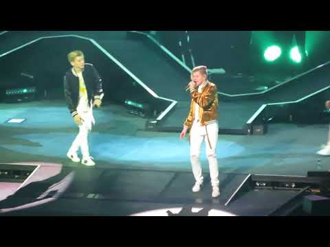 3. Marcus and Martinus Moments Tour live at the Globe Stockholm Sweden