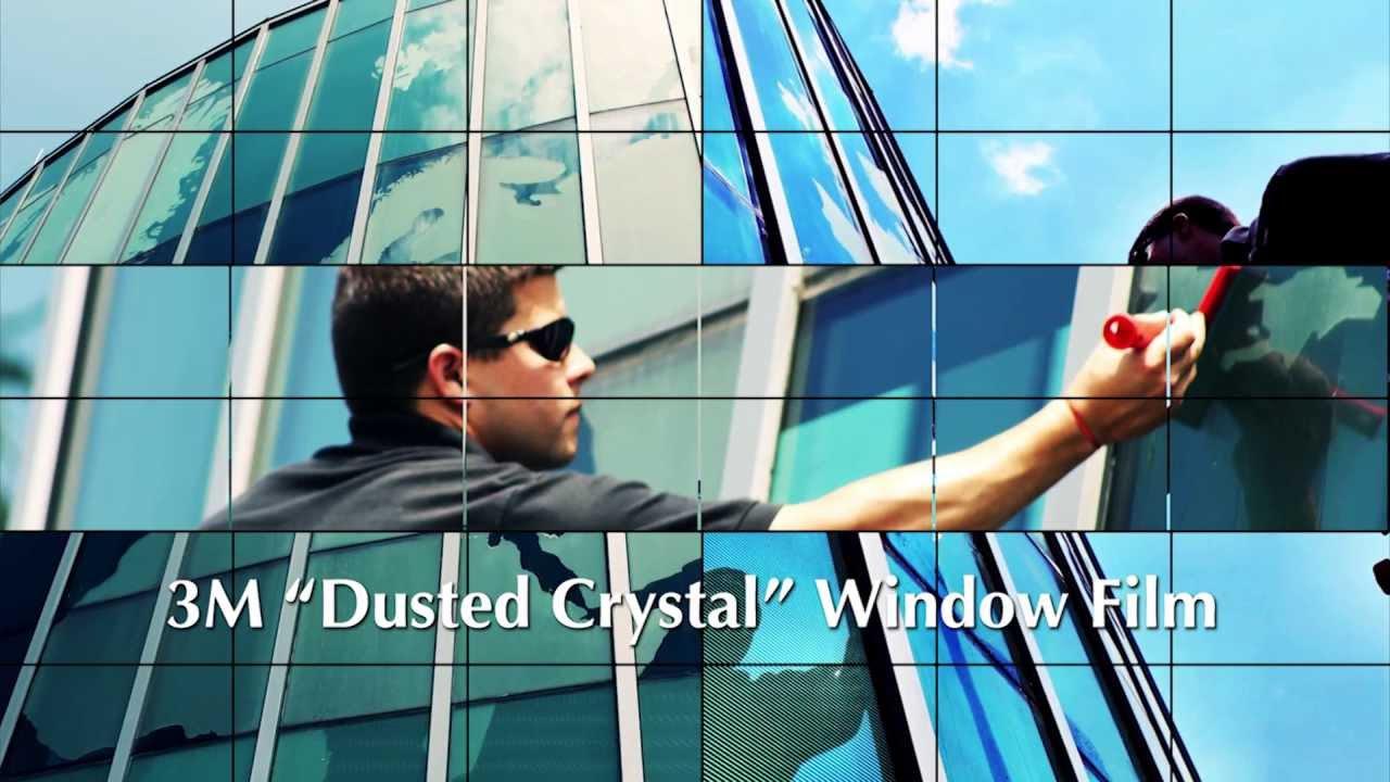 Decorative Window Film Commercial Window Tinting