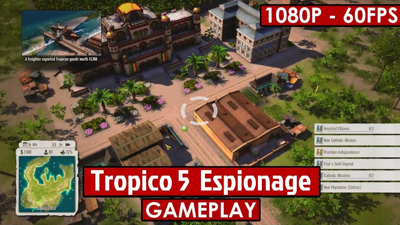 tropico how to get heirs