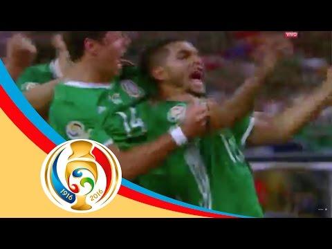 México 1-1 Venezuela | Copa America | Televisa Deportes