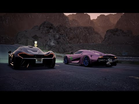 Need For Speed Payback – Koenigsegg Regera is OP