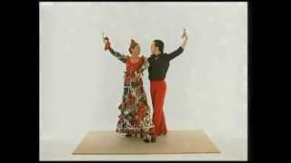 Las Castañuelas y el Baile por Sevillanas
