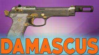 Division How Get Damascus High End Pistol