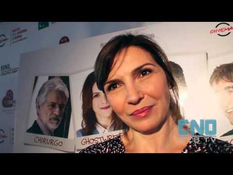 Maria Pia Calzone scelta da Sergio Rubini dopo il ruolo in Gomorra