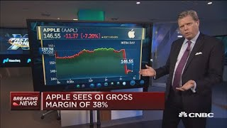 $135 may be price target for Apple stock: Carter Worth