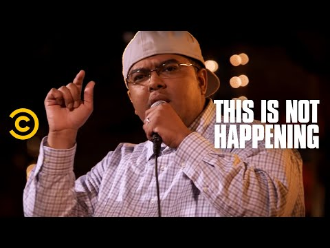 This Is Not Happening - Gastor Almonte - Brooklyn Batman - Uncensored
