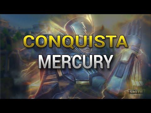 Mercury, No se si soy jungla o medio... | Conquest