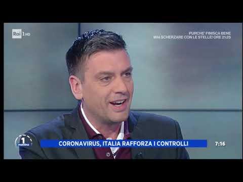 Coronavirus: i numeri - Unomattina 11/02/2020