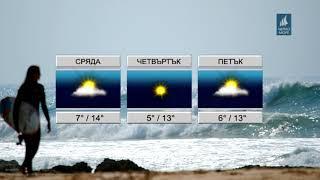 Tв Черно море - Прогноза за 20.03.2019г.