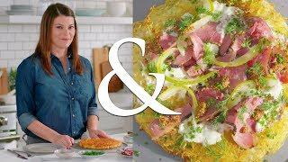 Gail Simmons' Potato Rösti with Pastrami   F&W Cooks   Food & Wine