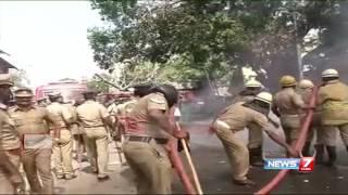 Jallikattu protest : Current situation in Marina - Reporter Update | News7 Tamil