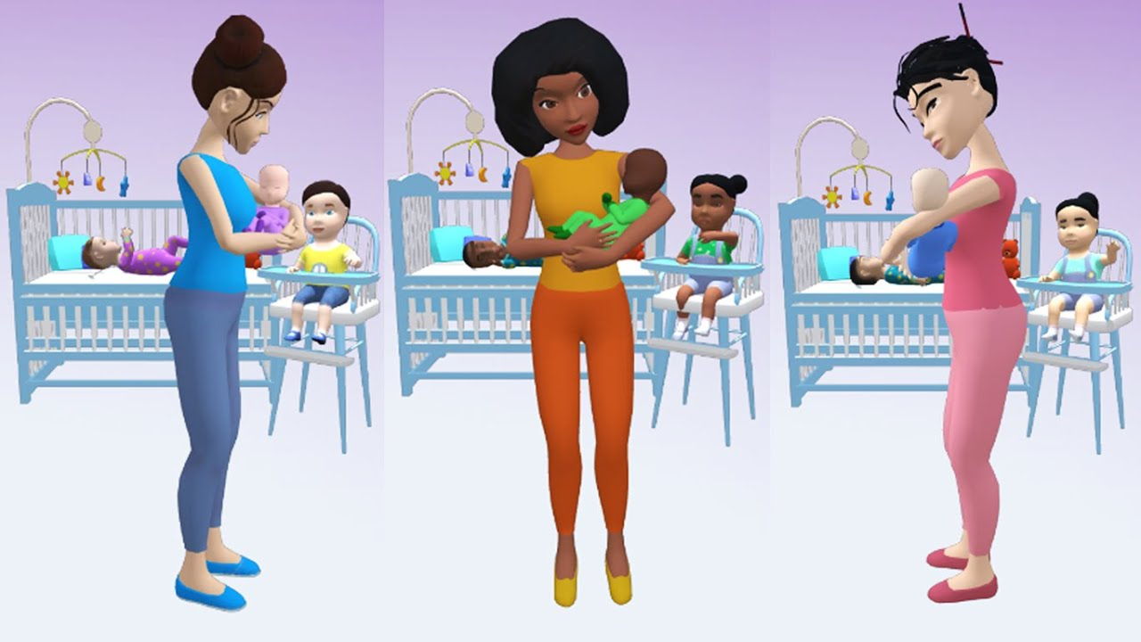 Pregnancy Idle! MAX LEVEL PREGNANCY EVOLUTION! Pregnancy Idle 3D Simulator